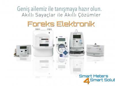 Foreks Elektronik Yeni Ürünleri ile İhracata Devam Ediyor